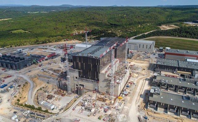 El reactor de fusión ITER empieza a ensamblarse