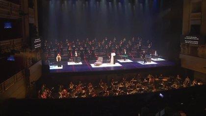 Unas 22.000 personas han asistido a las 27 funciones de 'La Traviata' en el Teatro Real