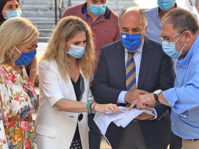 Np, Foto Y Audio Ana Mestre Obras Centro Salud Algeciras Centro