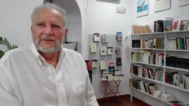Julio Anguita en 'La República de las Letras', en una imagen de archivo.