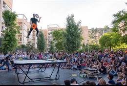 La Generalitat porta el circ a Ulldemolins (Tarragona), Sort, Bellver de Cerdanya (Lleida) i Prats de Lluçanès (Barcelona)