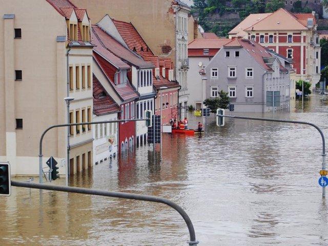 Las inundaciones costeras serán cada vez más frecuentes y amenazarán la vida cos