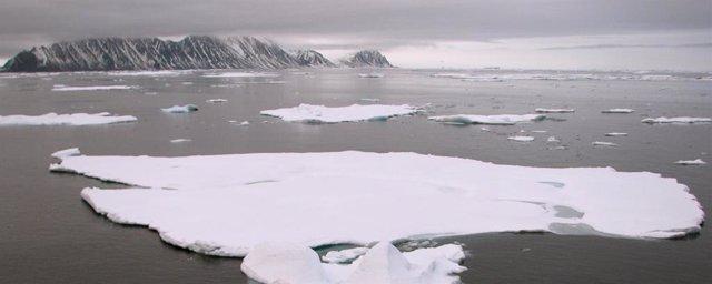 Graves pronósticos climáticos por el aluvión de agua dulce en el Ártico