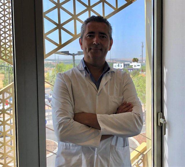 El jefe de servicio de Angiología y Cirugía Vascular del Hospital Quirónsalud Córdoba, Manuel Sánchez Maestre