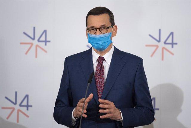 Polonia.- El Gobierno pedirá al Constitucional que determine si la Convención de