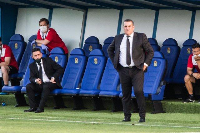 AMP.- El CF Fuenlabrada tiene 12 contagiados en A Coruña, 16 con los de Madrid