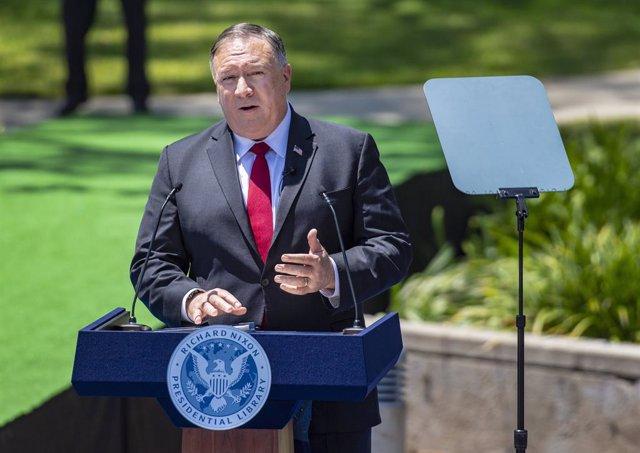 Irán.- EEUU amplía las sanciones vinculadas a metales contra Irán y añade otros
