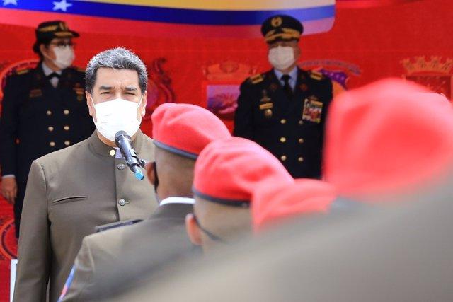 Coronavirus.-Venezuela dispondrá de diez millones de dólares de sus recursos en