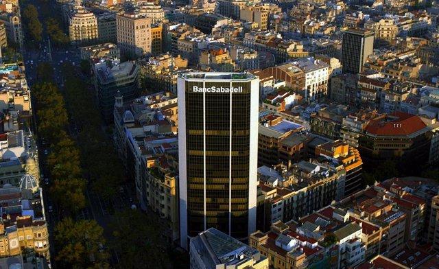 Edifici del Banc Sabadell