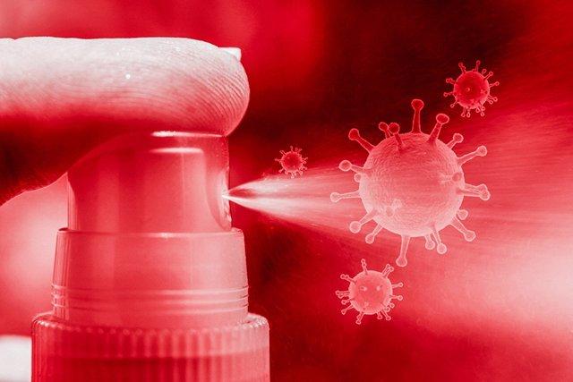 El spray bucal utilizará biomoléculas para atrapar al virus del COVID-19 e impedir su propagación.