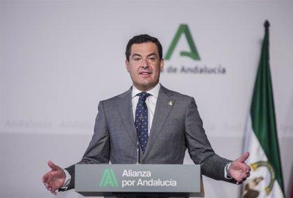 """Moreno pedirá en Conferencia de Presidentes apoyo al turismo y asegura que Andalucía es destino """"absolutamente seguro"""""""