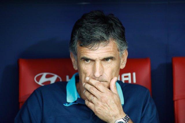 Fútbol.- Mendilibar iniciará su sexta temporada seguida al frente del Eibar
