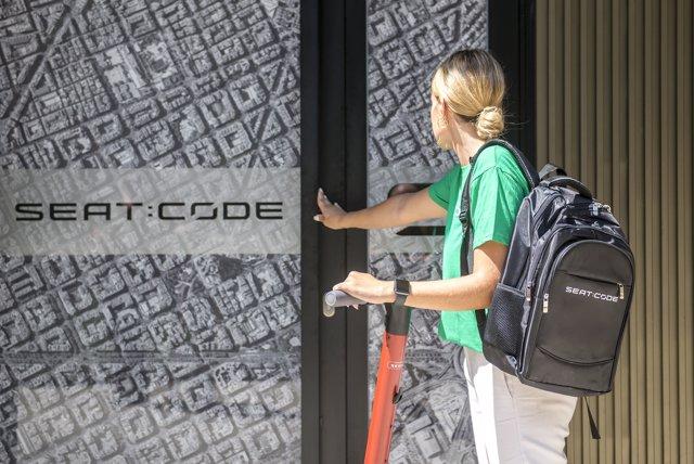El centro de desarrollo de software de Seat, Seat:Code.
