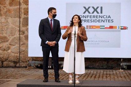 """Sánchez atribuye el """"inédito"""" desplome del PIB en el segundo trimestre al """"estricto confinamiento"""""""