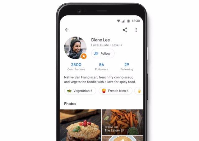 Google Maps es la nueva red social para viajeros: ya permite seguir perfiles de