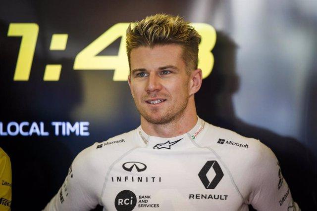 Fórmula 1/GP Gran Bretaña.- Niko Hulkenberg, sustituto de Sergio Pérez en Racing