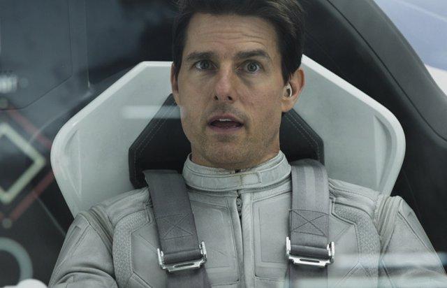 Tom Cruise en Oblivion