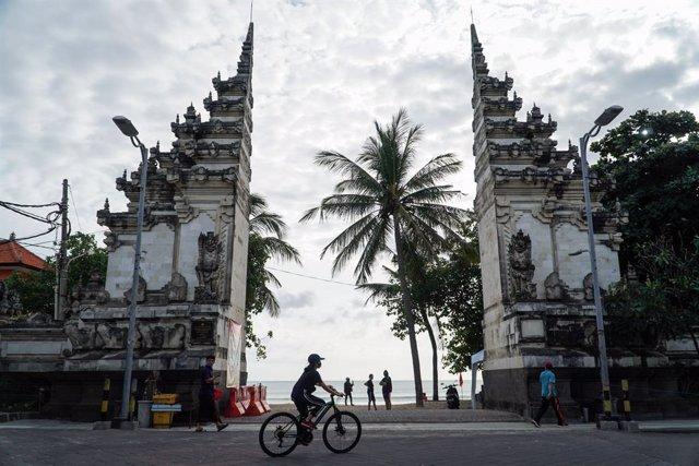 Coronavirus.- Bali reabre para los turistas indonesios después de cuatro meses