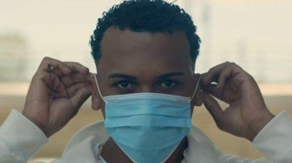Artistas urbanos dominicanos conciencian sobre el uso de mascarilla a través de la música
