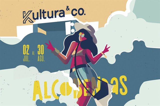 Cartel promocional del festival Kultura&Co