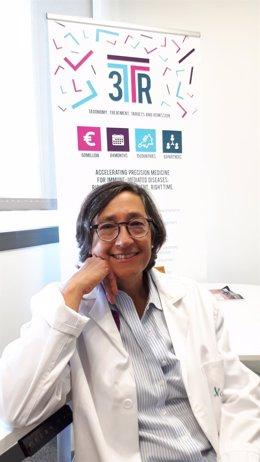 Marta Alarcón, la investigadora principal del proyecto.
