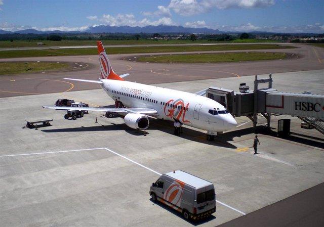 La aerolínea brasileña GOL multplica por diez sus pérdidas en el segundo trimeste por la pandemia