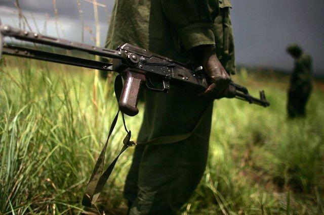 RDCongo.- Un militar congoleño mata a 12 civiles tras fracasar en un intento de