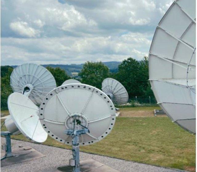 Antenas de la compañía Axess