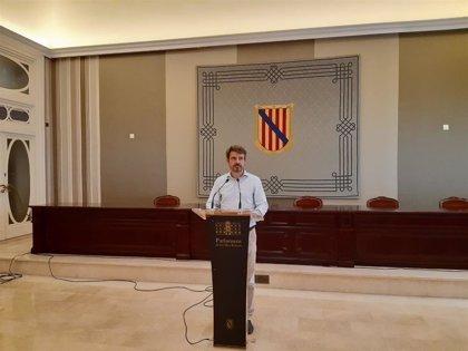 """Cs, sobre la propuesta de Airef de sustituir el descuento del 75%: """"Es una muestra del nulo peso de Armengol en Madrid"""""""