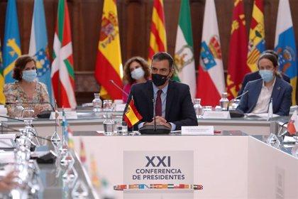 Sánchez anuncia l'arribada dels fons europeus des de primavera del 2021 i un repartiment per projectes
