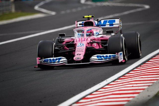 Fórmula 1/GP Gran Bretaña.- Stroll sorprende en los libres y Sainz finaliza sext