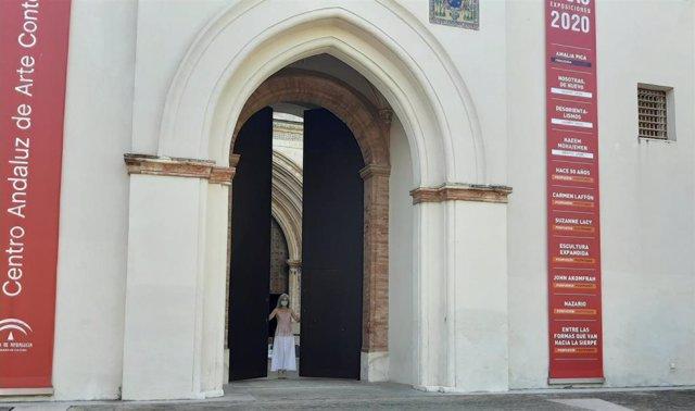 Cultura reinicia la actividad en los museos andaluces con la apertura al público del CAAC