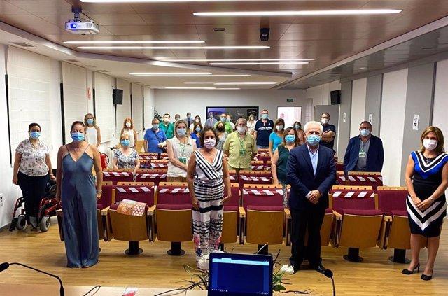 Presentación del plan funcional de la futura Ciudad Sanitaria de Jaén