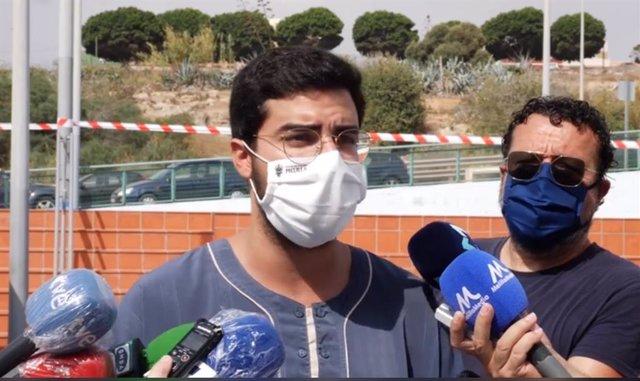 Mohamed Mohand informa de la pascua grande musulmana