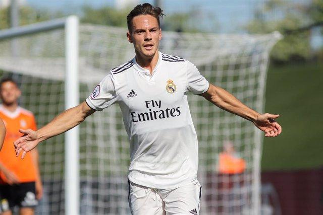 Fútbol.- El Levante acuerda con el Real Madrid el traspaso del delantero Dani Gó