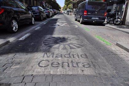 """La Plataforma en Defensa de Madrid Central pone en cuestión """"los cuatro informes técnicos express ad hoc"""""""