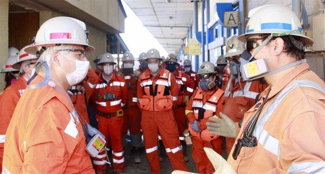 Codelco gana 320 millones hasta junio, un 20% más, por la continuidad de sus operaciones en la pandemia