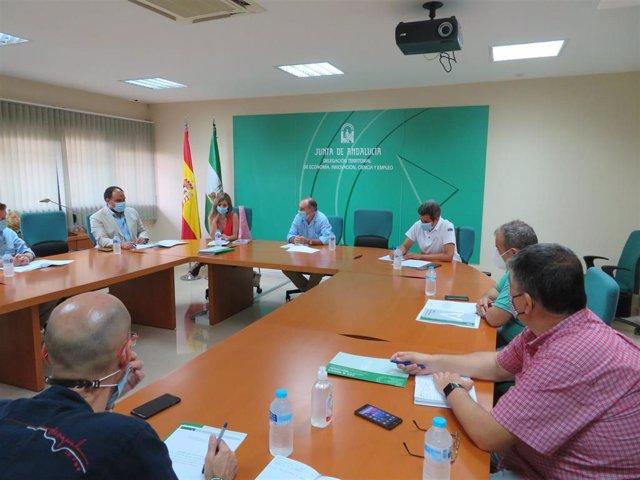 Comisión Provincial de Riesgos Laborales.