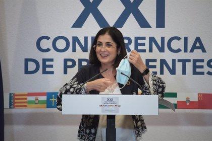 El Gobierno niega trato discriminatorio a las CCAA por el acuerdo con Euskadi y convoca el CPFF en septiembre