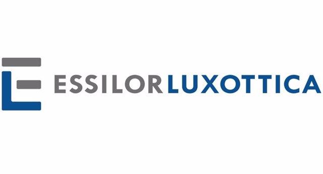 Logo de EssilorLuxottica.