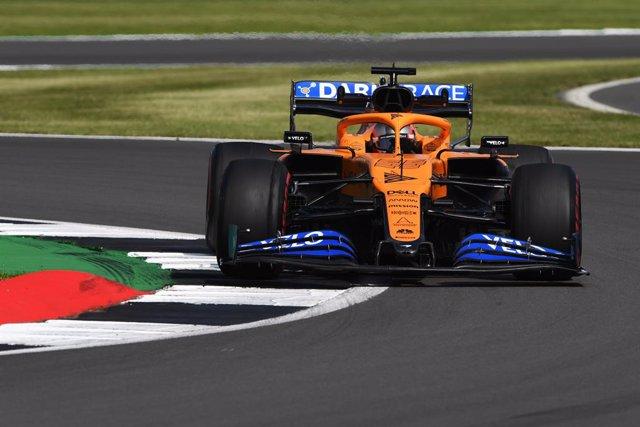 """Fórmula 1/GP Gran Bretaña.- Carlos Sainz: """"Aún no tenemos listo el coche, pero e"""