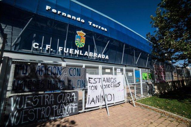 Fernando Torres, Fuenlabrada