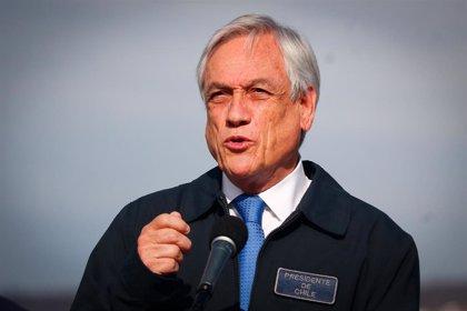 Chile.- Piñera presenta su plan para la reactivación económica de Chile centrado en el empleo y la inversión