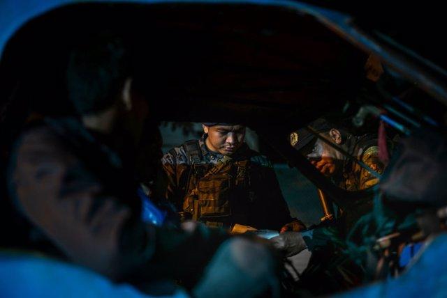 Filipinas.- Al menos seis supuestos miembros de Abú Sayyaf mueren en Filipinas t