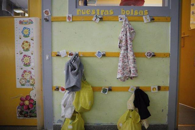 Foto de archivo de un centro infantil