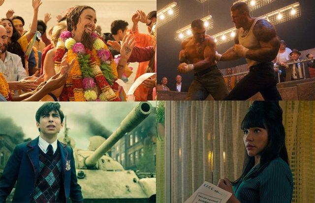 Dónde y cuándo están los protagonistas de The Umbrella Academy al inicio de la 2ª temporada