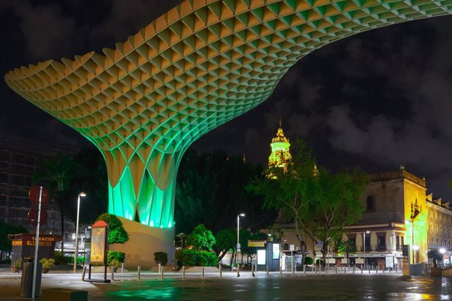 Las Setas de la Encarnación de Sevilla.