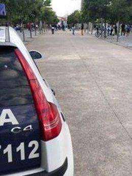 Coche Policía Ciudad Real