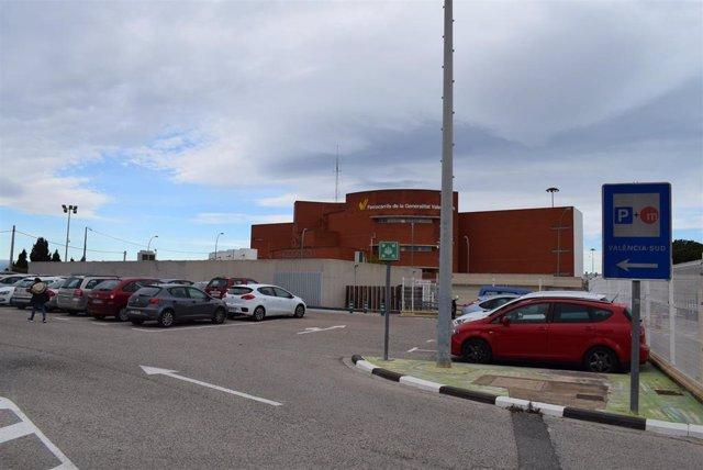 Sede de Ferrocarrils de la Generalitat Valenciana