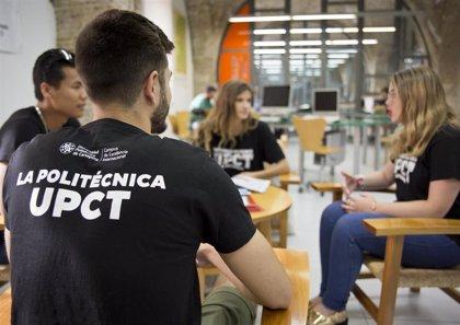 La UPCT registra un incremento del 23% en la matriculación de nuevos alumnos